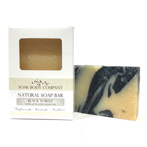 Black Forest Natural Bar Soap