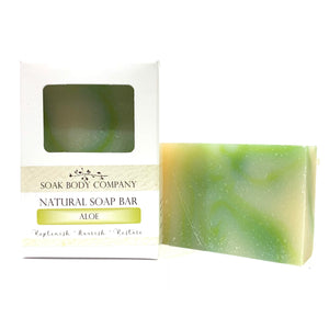 Aloe Natural Bar Soap