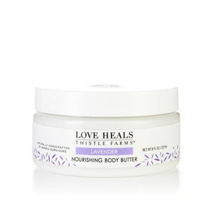 Lavender Nourishing Body Butter