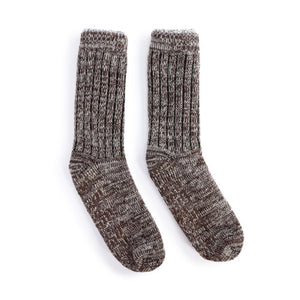 Mens Giving Socks - Espresso