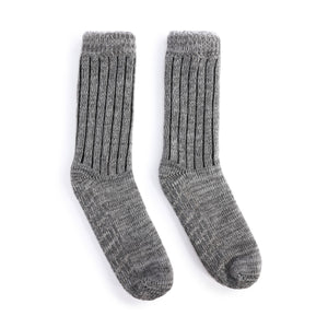 Mens Giving Socks - Gray
