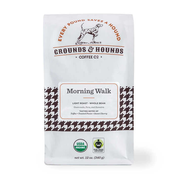 Morning Walk Breakfast Blend-Light Roast