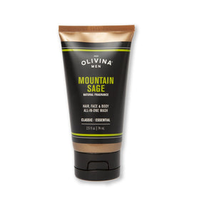 Mountain Sage Oak All-In-One Body Wash