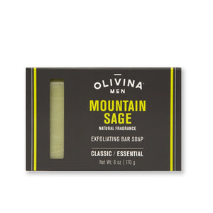 Mountain Sage Exfoliating Soap