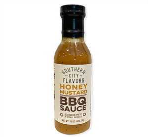 Honey Mustard BBQ Sauce-15oz