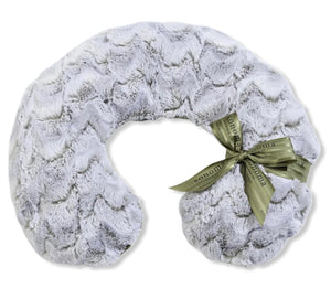 Eucalyptus Neck Pillow-Frosted Moss