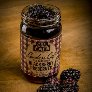 Blackberry Preserves - 8oz