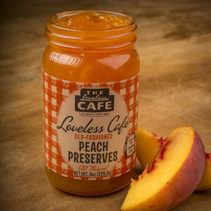 Peach Preserves - 8oz