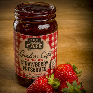 Strawberry Preserves - 8oz