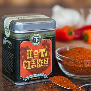 Hot Chicken Spice Blend
