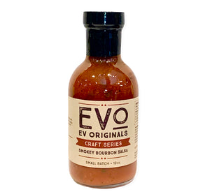 EV Originals Smokey Bourbon Salsa - Craft Series