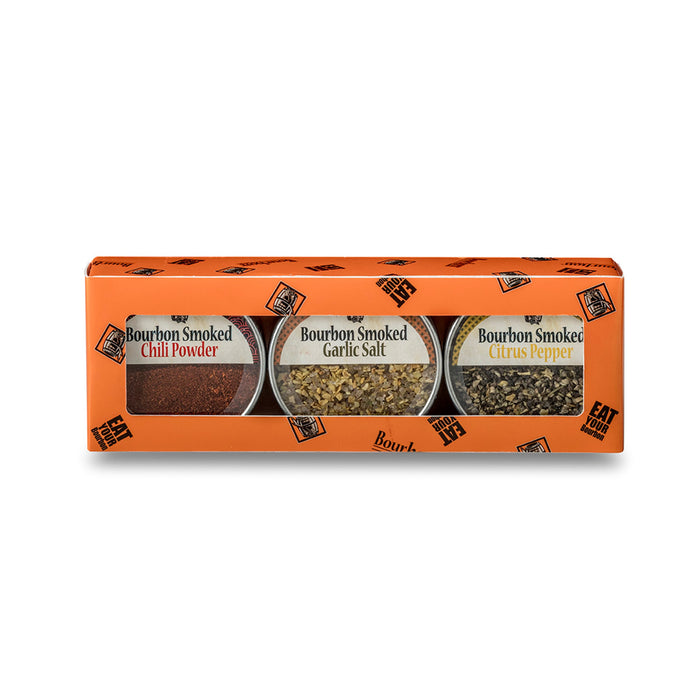 Bourbon Barrel Smoked Spice - 3 Pack