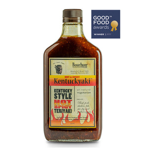 Bourbon Barrel Spicy Kentuckyaki Sauce