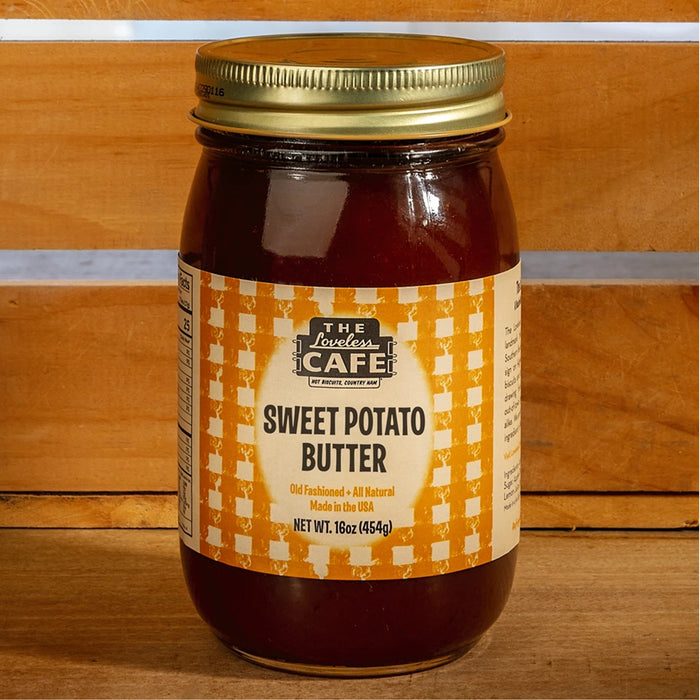 Sweet Potato Butter - 16oz