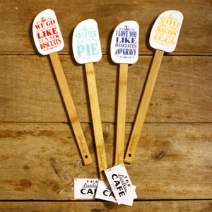 Sweet Sentiment Spatulas