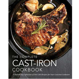 The Complete Cast-Iron Cookbook