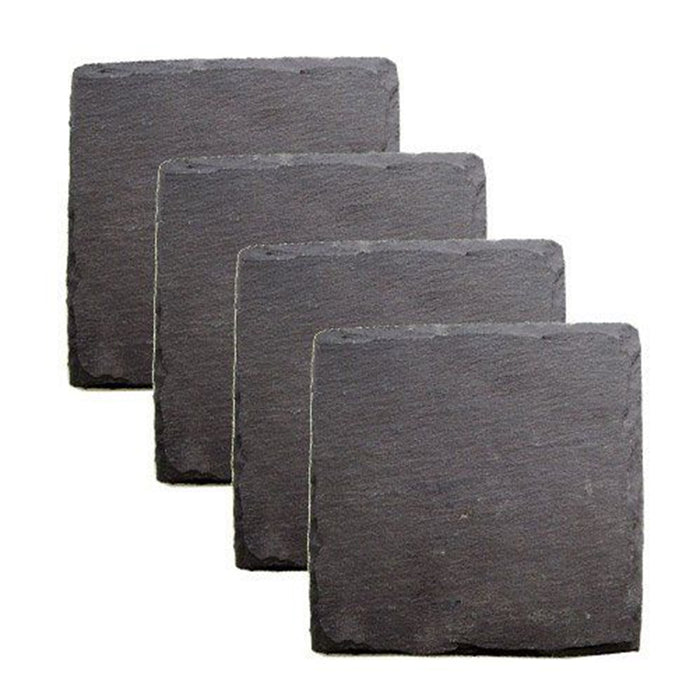 Twine Slate Coaster Set of 4