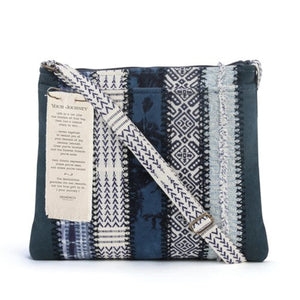 Your Journey Cross Body Bag - Indigo Denim
