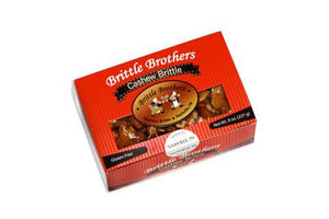 Brittle Brothers-Cashew Brittle 8oz