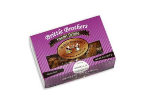 Brittle Brothers-Pecan Brittle 8oz