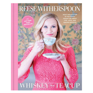 Whiskey In A Teacup Book-Reese Witherspoon