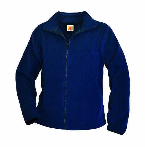 Fleece Jacket : Youth Size