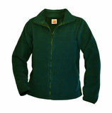 Fleece Jacket : Adult Size