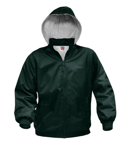 Nylon Outerwear Jacket : Adult Sizes
