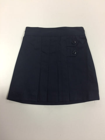 Navy Skort Junior Sizes: 3 - 25