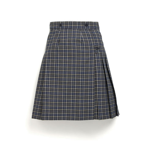 Lourdes Navy Plaid Kilt : Size 8 - 20