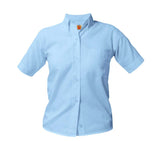 Girls Oxford S/S : Women Size XS - 2XL