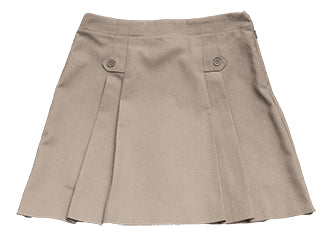Khaki Skort Regular Sizes: 4 - 18