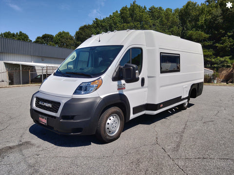 Pathway by MAXVAN on Promaster Chassis - Wheelchair Accessible RV
