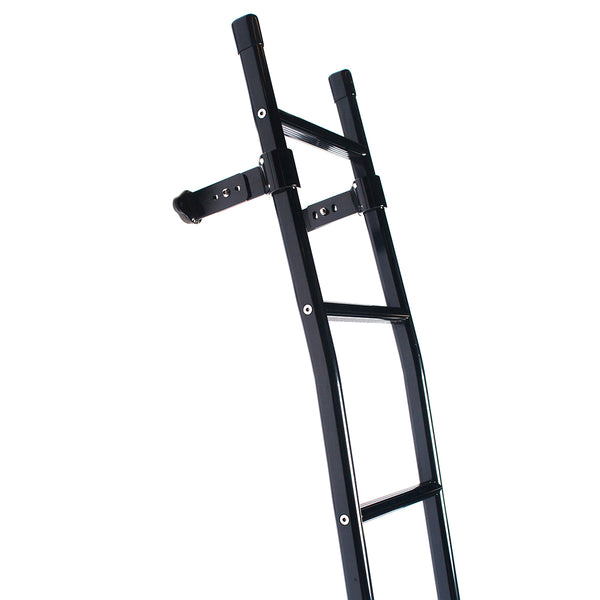 Transit van rear door ladder black