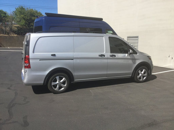 Mercedes Benz Metris Van - Fender Flare Kit