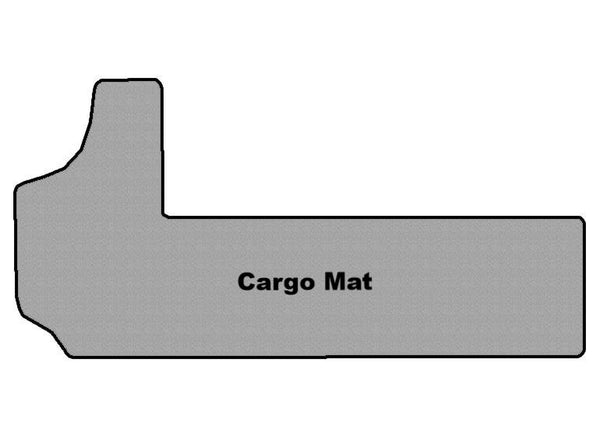 Cargo Area Carpet Mat for Nissan NV