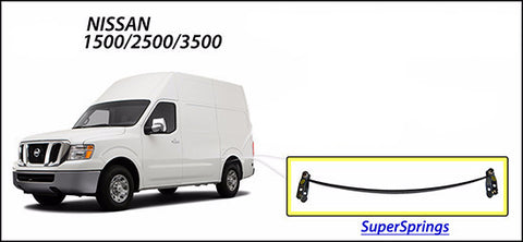 Nissan NV SuperSprings ad