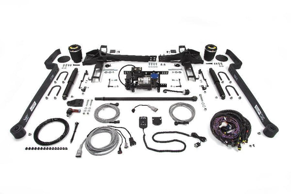 Promaster Intelliride Air Ride Suspension