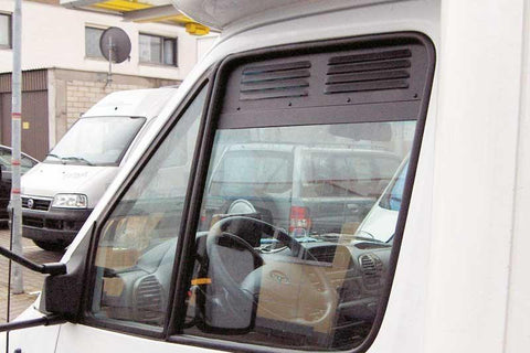 Promaster Cab Window Air Vent Insert