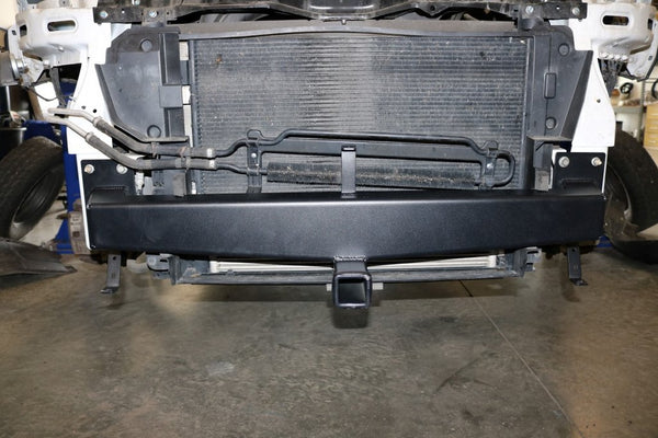 Promaster Front Receiver Installation Photo