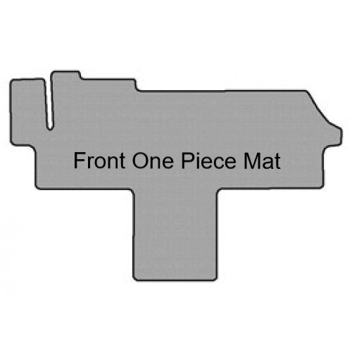 Promaster Cut Pile Carpet Floor Mats