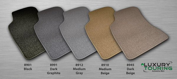 Berber Floor Mats for the Transit 12 Passenger or Cargo Van - Colors
