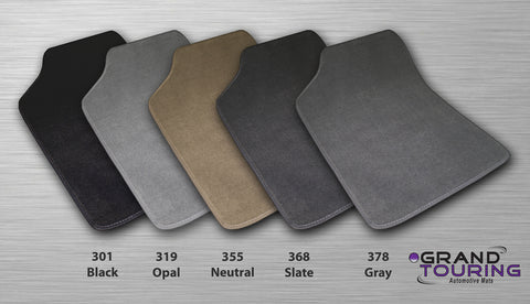 NV Nissan carpet floor mats
