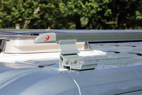 Fiamma Roof Rack with Awning Mount for the Promaster Van