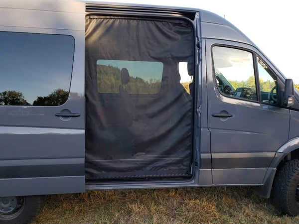 Promaster Magnet Screen - Side or Rear Door