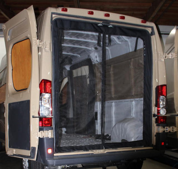 Promaster Van Insect Screen Rear Cargo Doors