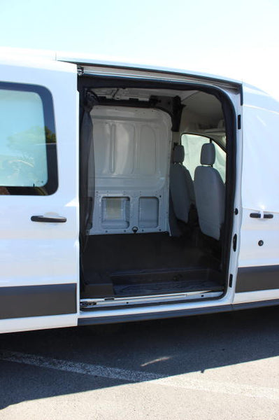 Ford Transit insect screen open
