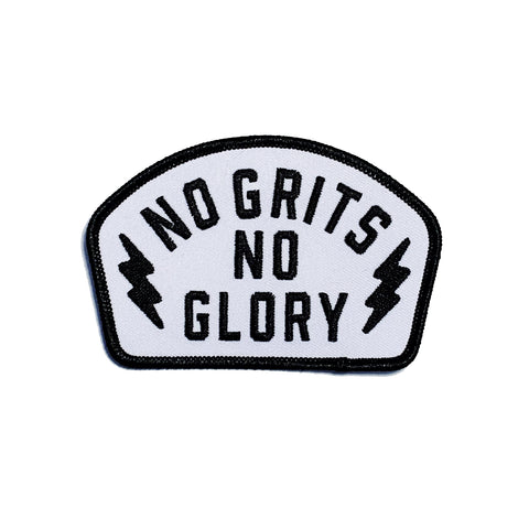NGNG Patch | Blk+Wht