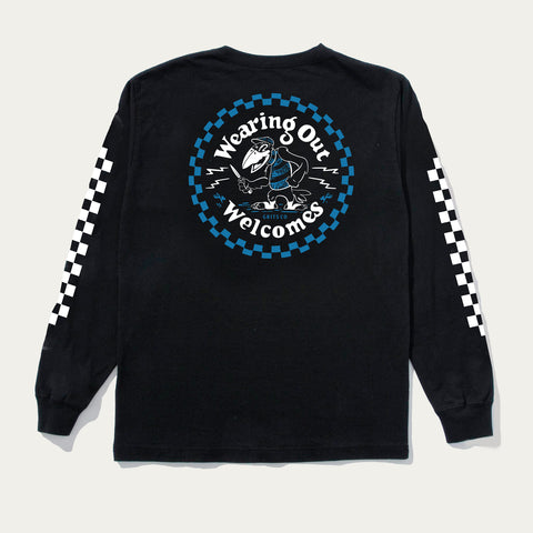 Wearing Out Welcomes L/S - BB Presale