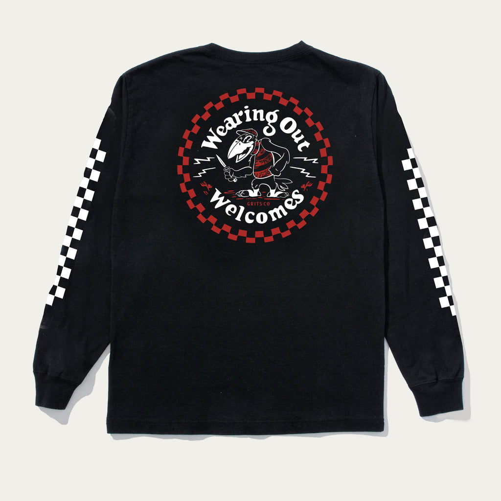 Wearing Out Welcomes L/S - RB Presale